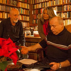 Mile Lukic, Joyce Bloem En Ton Jansen