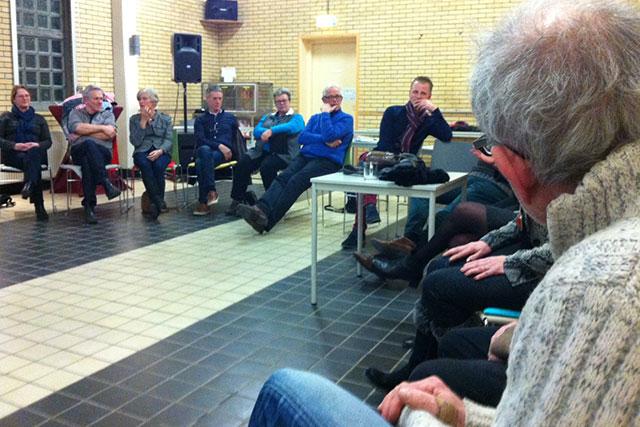 Tweede Inloopavond In Stroomhuis Op Vrijdag 6 Maart
