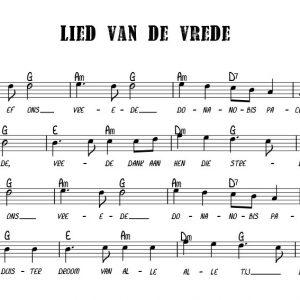 Lied Van De Vrede