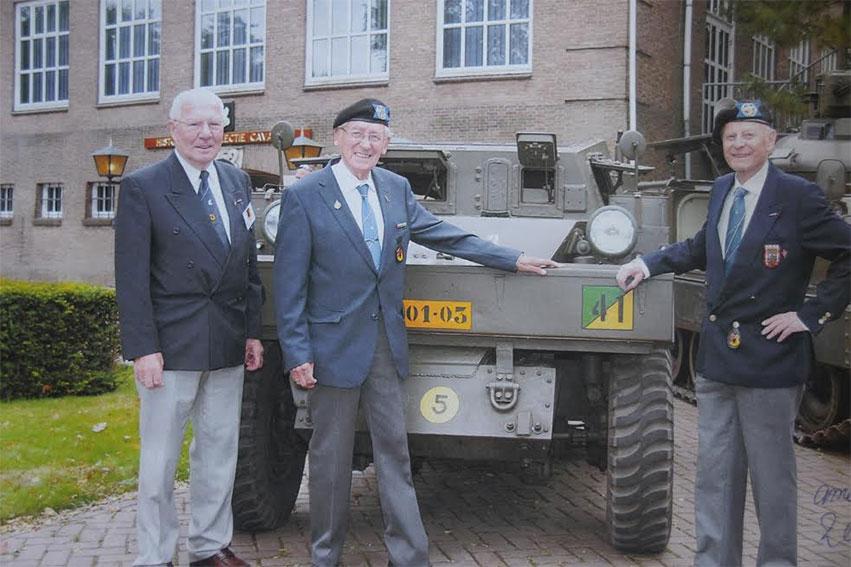 """Jo Van Zante: Bang Waren We Niet. We Waren Gewoon Brutaal, We Saboteerden De Boel!"""""""