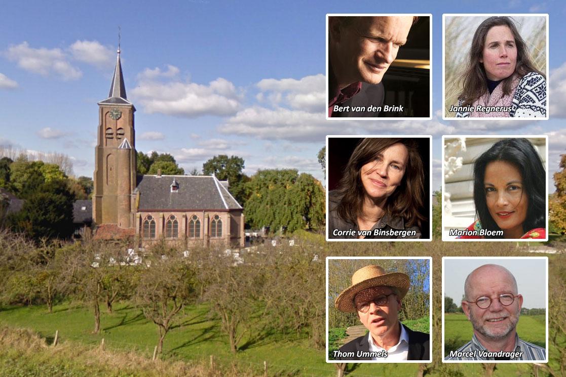 Grote Namen Op 5 Mei In De Kerk Van Heesselt