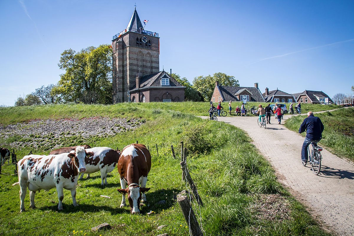 Kerkje Heesselt En Dikke Toren Varik Open Op 5 Mei