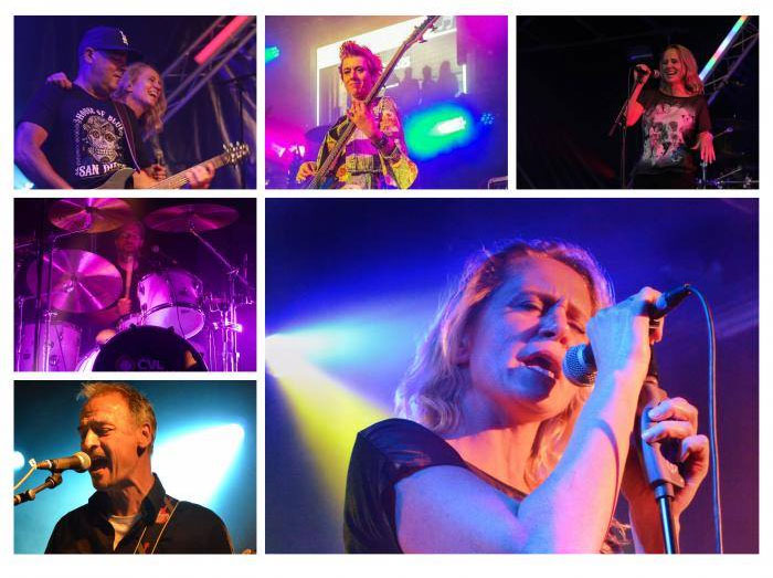 Rock-coverband Fueled Up Speelt In Rossum