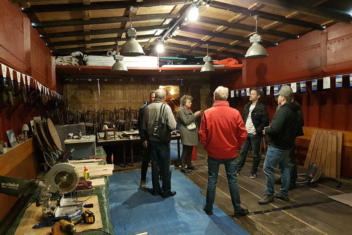 Terra Nova Wordt Varend WOII Museum