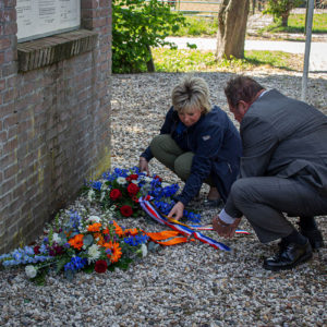 Herdenking De Roeir Zennewijnen 4 Mei 2020