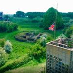 Herdenking Fort Sint Andries 4 Mei 2020