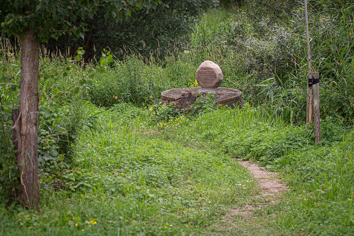 Monument Waardenburg Is Weer Hersteld